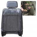 Protector asiento trasero de coche