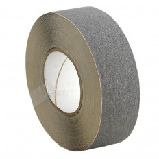 Smoke grey anti Slip adhesive tape for stairs and floors