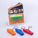 Mini Hammer Auto Sicherheit im Falle eines Unfalls, Glas brechen schneiden Gürtel, Pfeifen, um Aufmerksamkeit zu erregen