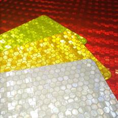 3M ™ Scotchlite 1/10/50m Reflektorfolie Konturmarkierung Reflexfolie selbstklebend