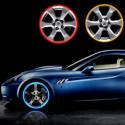 Bandas llantas reflectantes de la marca 3M™ para ruedas de coche