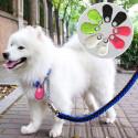 Localizador inalámbrico con alarma para perro y gato