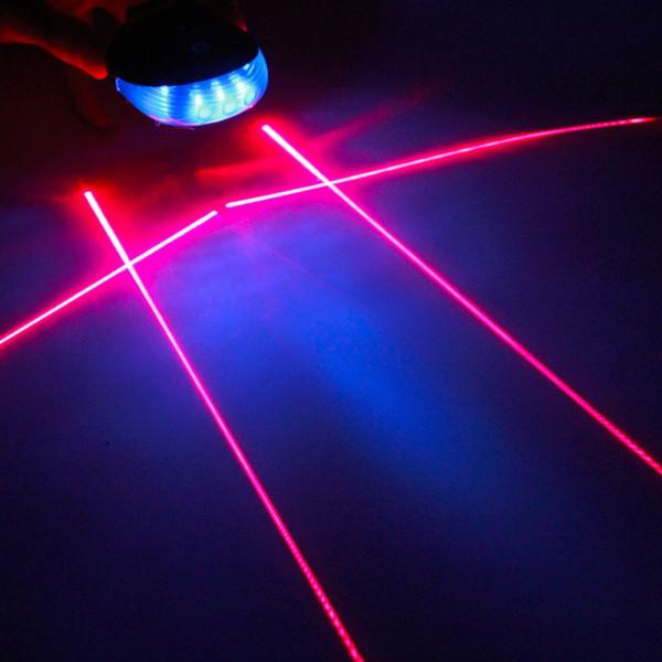 Arrière Ligne Avec De Led En Lampe Bleu 2 Vente Vélo Laser vm8nwN0