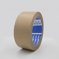 Nastro mascheratura verniciatura industriale in carta extra resistente 100°C.