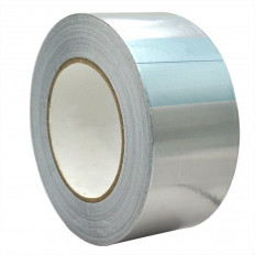 ruban d'argent en aluminium revêtement à haute température