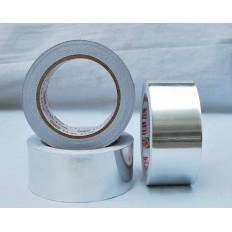High temperature aluminum aluminum ribbon with seam liner