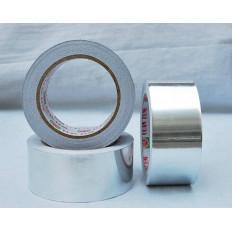 Nastro in alluminio argento alte temperature con liner per
