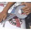 Cinta adhesiva americana para reparaciones en tres colores –