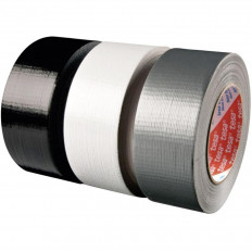 American duct tape in three colours - 25/50 m length