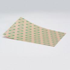 3M ™ 468MP Duplo folha de transferência Lados 700 milímetros X