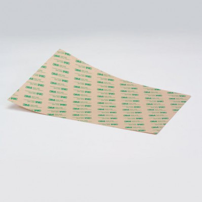 3M™ 468MP tiras de cinta de espuma doble cara transparente 55MT