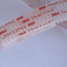 3M™ SJ3560 Dual Lock™ Tape Clear VHB Adhesive Fastener Shop