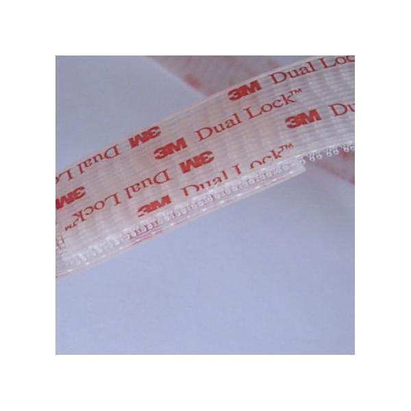 3m Sj3560 Dual Lock Tape Clear Vhb Adhesive Fastener