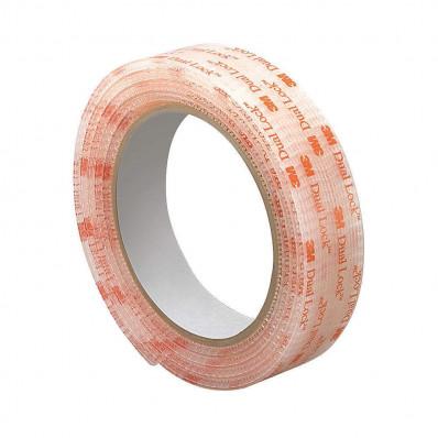 Velcro adesivo Dual lock SJ 35603M™ trasparente da 25mm vendita