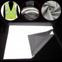 Отражающий лист швейных EN471 сертифицированных 110 см светоотражающая