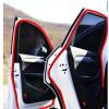 """4M Guarnizione in gomma adesiva interno portiera auto a """"D"""" per"""
