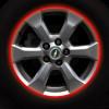 Strisce adesive riflettenti per cerchi auto materiale 3M™
