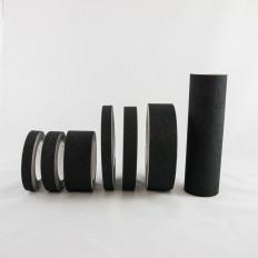 Nastro adesivo antiscivolo certificato colore nero in varie