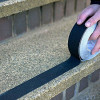 Streifen schwarz rutschfeste Klebefolien für Fußböden und