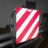 cargas que sobresalgan Panel de aluminio refractante homologado
