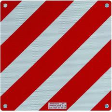 ECE 70.01 paneles refractantes para remolque 2 piezas de la clase 3 kit con respaldo adhesivo