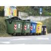 Tiras adesivas refletivas 3M ™ para resíduos e recipientes para lixo diferenciados