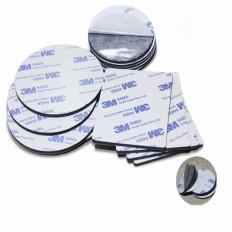5 Blätter 3M ™ 300LSE 9495LE 100 x 100mm transparenter doppelseitig klebender Reparatur Telefon LCD-Touchscreen
