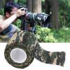 Nastro camouflage 5cm x 4,5 Mt adesivo stealth militare telato tessuto modello Coban