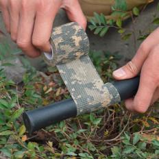 Band 50mm x 4.5m Tarnung militärischer Stealth-Klebstoff