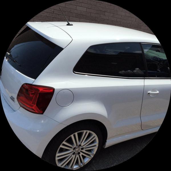 StickersLab StickersLab 30/%, 76 cm x 3 metri Pellicola omologata ABG oscuramento Vetri Auto serie Black Shade