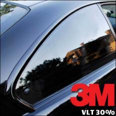 Film aprovado ABG escurecendo série Vetri Auto Preto Sombra 3M ™ BS 30%