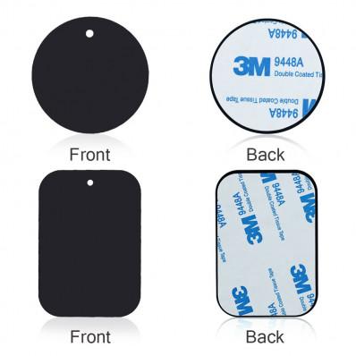 3M ™ 9448A con tela adhesiva para el montaje de accesorios de teléfono del coche