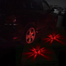 Luz intermitente del camino del LED para la visibilidad en caso de avería o accidente