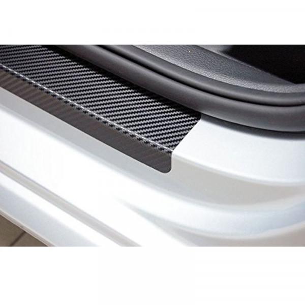 4 autocollants de protection anti rayures en fibre de. Black Bedroom Furniture Sets. Home Design Ideas
