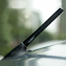 WRC universal antenna in carbon fiber for AM / FM cars Shop