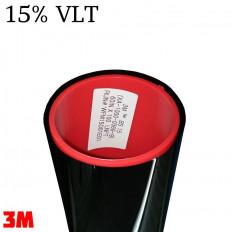 ABG одобренный пленочный потемнение Auto Glasses Black Shade серии 3M ™ BS 15%
