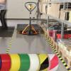 Cinta adhesiva para demarcación de pisos Scapa 2721 – 50mm x 33MT