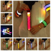 Brazalete luminoso LED de seguridad para deporte en 7 colores