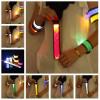 Brassard de sécurité LED lumineux en 7 coleurs vente en ligne