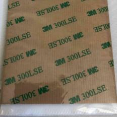 250 bandes 1.5mm x 100mm 3M ™ 300LSE 9495LE transparent