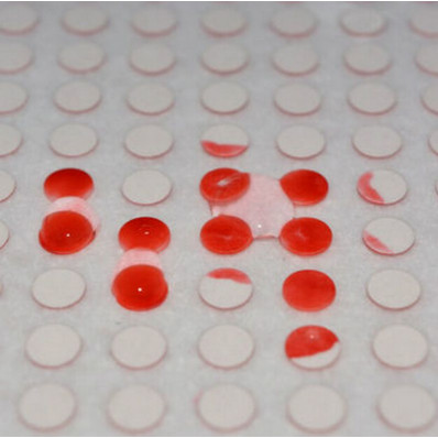 100 Water Sensitive Adhesive Security Seals With Indicator