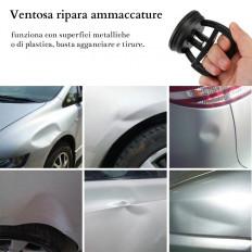 Reparatureinbuchtungen DIY mit Saugnapf für Autokarosserien