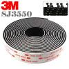 3M™ SJ3550 Dual Lock™ Tape Black VHB Adhesive Roll – different