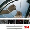 Falou de rodas de bicicleta reflexiva reflexiva da bicicleta 3M pedaços de material 24 m