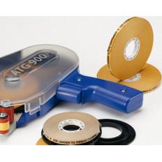 Biadesivo transfer tapes reverse (ATG system) a basso spessore 0,05mm + dispenser
