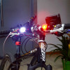 2 Farois de LED universal para bicicleta venda on-line