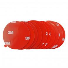 Adhésif double face VHB 58 mm avec mousse acrylique 3M ™ 5508A épaisseur 0,8 mm