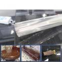 Pellicola trasparente lucida adesiva per protezione vernice tavoli, mobili, marmo, cucine