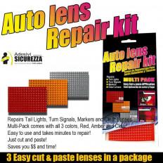 Kit pour réparation de vitre de voiture