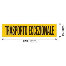 Kit adhésifs de transport de camion marques RÈFLECTRICES choses en compte propre / compte de tiers 2 pièces